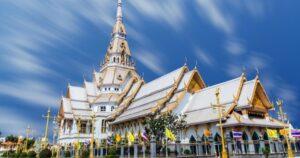 วัดหลวงพ่อโสธรฯ ประกาศปิดถึงวันที่ 31 มีนาคม 2563